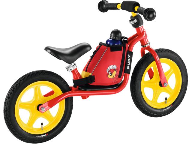Puky LRT - Enfant - avec sangle de transport rouge